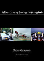 Ultra Luxury Living in Bangkok