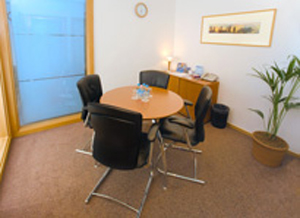Break-out area Serviced Offices Apartment 0 Sq.m. Budapest Bank Center