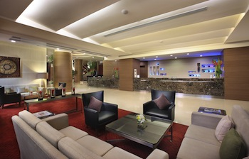 Lobby 1-Bedroom Apartment 48 Sq.m. Grand Sukhumvit Hotel Bangkok Managed by Accor