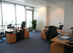 Workstation Serviced Offices Apartment 0 Sq.m. Prague Empiria