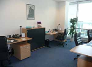 Workstation area Serviced Offices Apartment 0 Sq.m. Prague Empiria