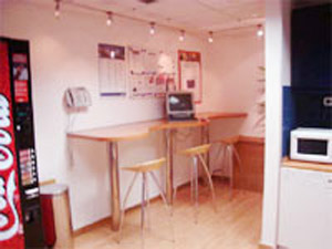 Break-out area Serviced Offices Apartment 0 Sq.m. Budapest EMKE