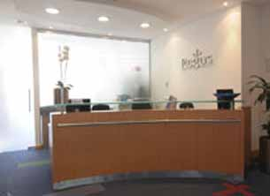 Reception area Serviced Offices Apartment 0 Sq.m. Warsaw Sheraton Plaza