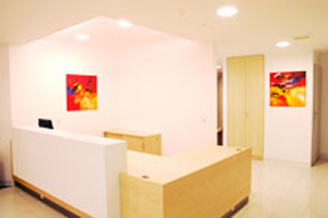 Reception area Serviced Offices Apartment 0 Sq.m. Prague Stock Exchange