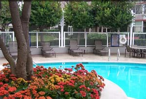 Pool 1-Bedroom Apartment 67 Sq.m. Executive Suites at Archstone South Market
