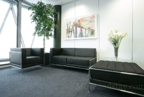 Reception Serviced Offices Apartment 0 Sq.m. WESTHAFENTOWER