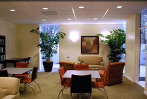 Lounge area 1-Bedroom Apartment 67 Sq.m. Executive Suites at Archstone South Market