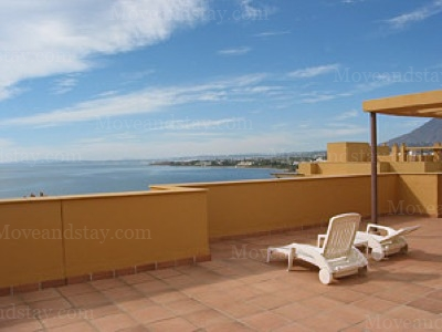 3 bedroom apartment 200 sq las salinas penthouse with for Jacuzzi exterior uruguay