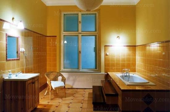 bathroom 1-Bedroom Apartment 0 Sq.m. Old Town Apartments- Krakow