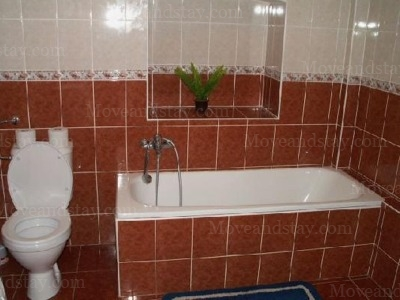 bathroom 1.floor 1-Bedroom Apartment 0 Sq.m. Jilska Serviced Apartments