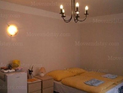 studio 2.floor 1-Bedroom Apartment 0 Sq.m. Jilska Serviced Apartments