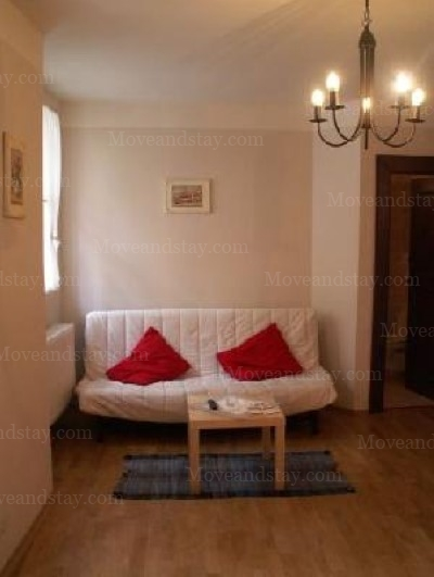 studio 2.floor, Serviced Apartments Ref: 11432, Prague