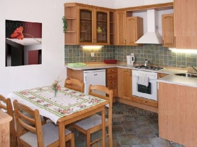 Kitchen 2-Bedroom Apartment 0 Sq.m. Wenceslas Square Serviced Apartments