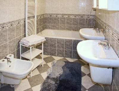 Bathroom 2-Bedroom Apartment 0 Sq.m. Wenceslas Square Serviced Apartments