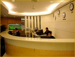 Reception Area Serviced Offices Apartment 0 Sq.m. Signature Office Suites - Menara Rohas Perkasa