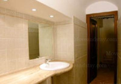 second toilet 2-Bedroom Apartment 0 Sq.m. Rome Apartments Via dei Prefetti (PRE)
