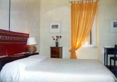 Bedroom 2-Bedroom Apartment 0 Sq.m. Rome Apartments Via Vittoria (VIT)