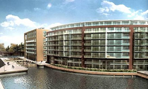 Building  2-Bedroom Apartment 76 Sq.m. Grosvenor Waterside