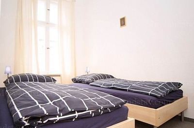 Mozart - Bedroom Studio Apartment 34 Sq.m. Apartments at Schoenhauser Allee 5