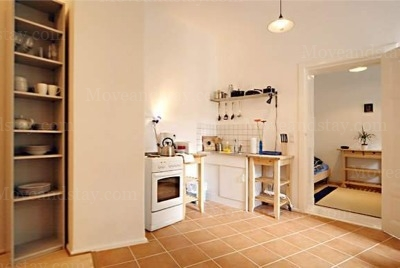Janacek - Kitchen, Serviced Apartments Ref: 12984, Berlin