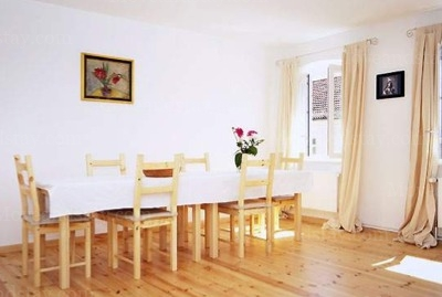 Smetana - Dining Area, Serviced Apartments Ref: 12984, Berlin