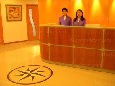 Reception Serviced Offices Apartment 0 Sq.m. Harbour Ring Huang Pu Centre