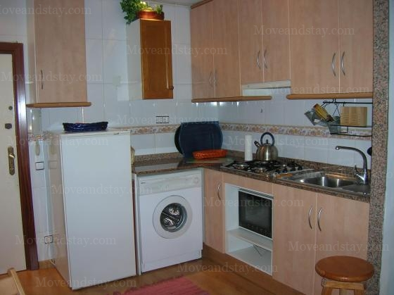 3 Studio Apartment 25 Sq.m. Barceloneta Beach REF 10042