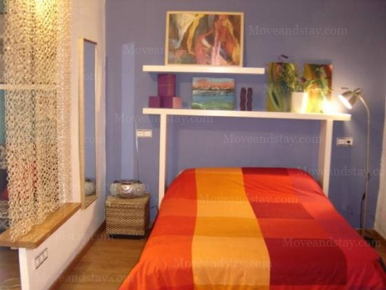 4 Studio Apartment 25 Sq.m. Barceloneta Beach REF 10042