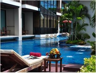 Swimming Pool Studio Apartment 44 Sq.m. Royal Thai Pavilion Jomtien