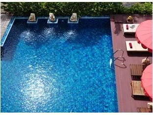 Swimming Pool 1-Bedroom Apartment 80 Sq.m. Royal Thai Pavilion Jomtien