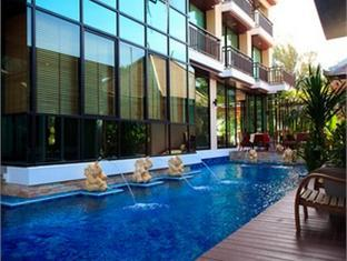 Swimming Pool Studio Apartment 68 Sq.m. Royal Thai Pavilion Jomtien