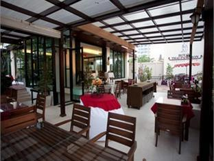 Restaurant Studio Apartment 68 Sq.m. Royal Thai Pavilion Jomtien