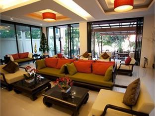 Lobby Studio Apartment 44 Sq.m. Royal Thai Pavilion Jomtien