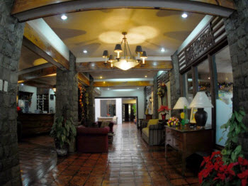 Lobby Studio Apartment 20 Sq.m. El Cielito Inn-Baguio