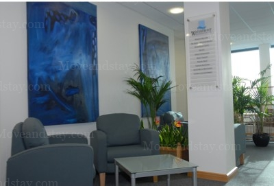 Waiting Area Serviced Offices Apartment 0 Sq.m. No. 5 Lapps Quay