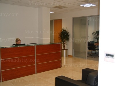 Reception Serviced Offices Apartment 0 Sq.m. No. 6 Lapps Quay