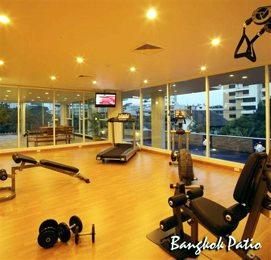 Gym 1-Bedroom Apartment 60 Sq.m. Bangkok Patio