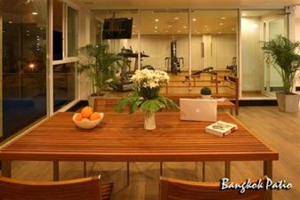 Lounge 1-Bedroom Apartment 60 Sq.m. Bangkok Patio