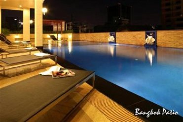Swimming Pool 1-Bedroom Apartment 60 Sq.m. Bangkok Patio