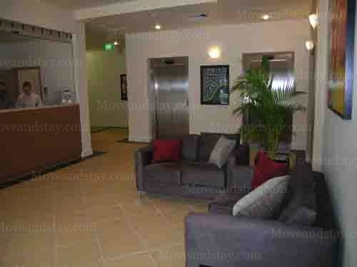 Reception 1-Bedroom Apartment 45 Sq.m. Quest Darwin Serviced Apartments