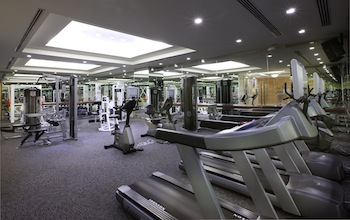 Fitness Center 1-Bedroom Apartment 54 Sq.m. Grand Sukhumvit Hotel Bangkok Managed by Accor