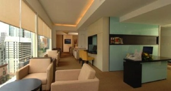 Executive Lounge Studio Apartment 14 Sq.m. Citrus Hotel Kuala Lumpur