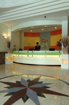 Lobby Studio Apartment 14 Sq.m. Citrus Hotel Kuala Lumpur