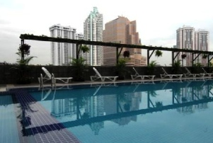 Swimming Pool Studio Apartment 14 Sq.m. Citrus Hotel Kuala Lumpur