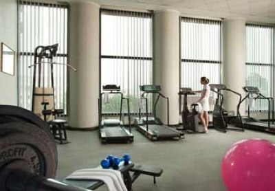 Fitness Centre 1-Bedroom Apartment 78 Sq.m. Somerset Grand Hanoi