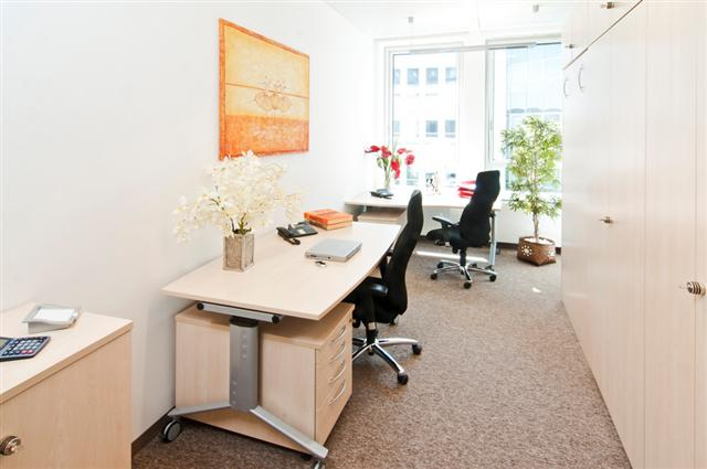 Office 1-2 persons Serviced Offices Apartment 26 Sq.m. Ecos Office Center Munich