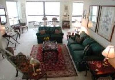 living room Studio Apartment 0 Sq.m. Manilow Suites North Harbor Tower Serviced Apartments