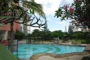 Swimming Pool 2-Bedroom Apartment 98 Sq.m. Kuala Lumpur Bistari Service Apartment