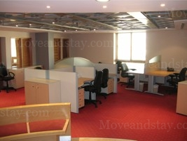 open space in a private sweet Serviced Offices Apartment 0 Sq.m. Zahran Plaza