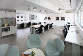Working Area Serviced Offices Apartment 0 Sq.m. Izi